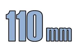 110mm kloak fittings
