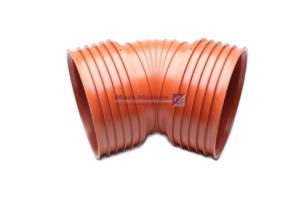 Korrugeret kloakrør