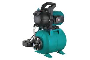 Div. vandforsynings-pumper