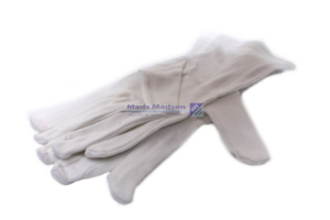 Strik- & bomulds-handsker