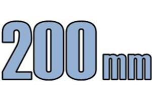200mm kloak fittings