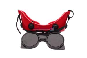 Svejse- & solbriller